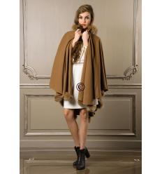 Camel Cape SONIA Fox
