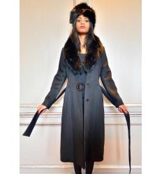 Black Coat MIRALINA K57 Fox