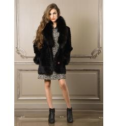 Black Coat JOBY Rabbit and Fox