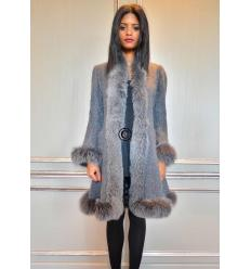 Grey Coat RIO Fox