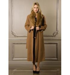 Camel Coat ORELIE Fox