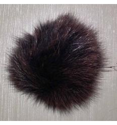 Brown POMPONITO Fox