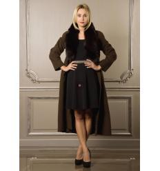 Brown Coat ORELIE Fox