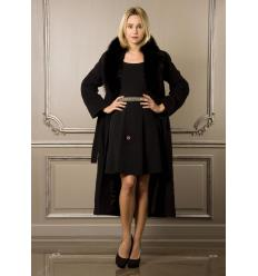 Black Coat ORELIE Fox