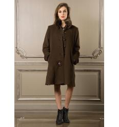 Brown Coat OSAKA Fox