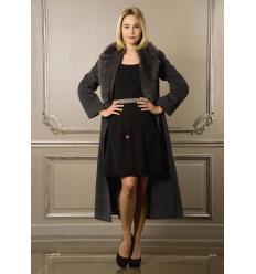 Manteau gris ORELIE Renard